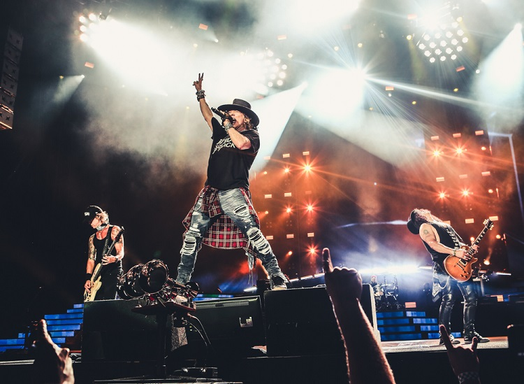 Guns N' Roses – Your new Business Mentors
