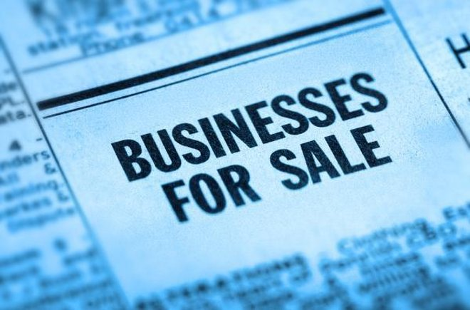 Selling a Business - Capital gains tax image